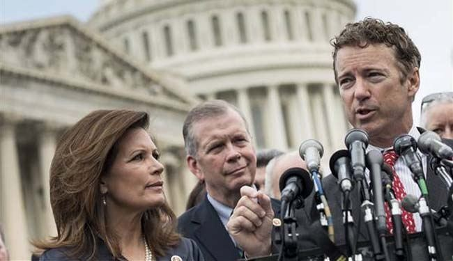 Senator Paul to Obama: No aid to Syria militants