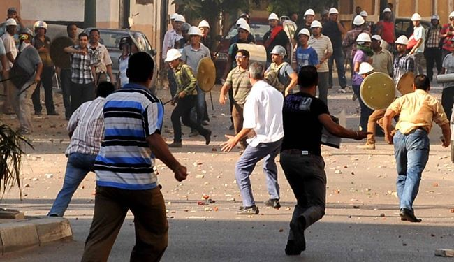 3 Egyptians, 1 Amercian killed in Egypt unrest