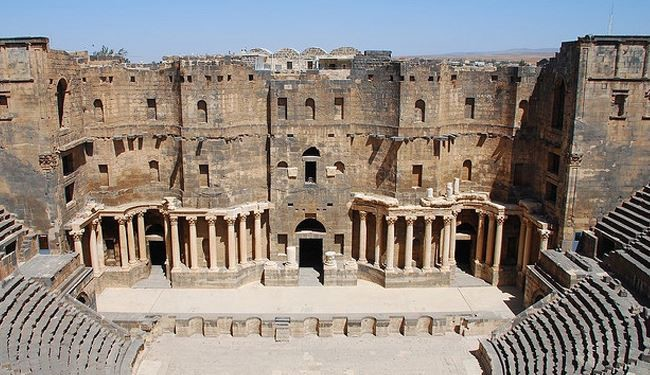 Syria heritage sites under attack by looters
