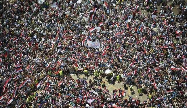 Morsi pledges no second revolution