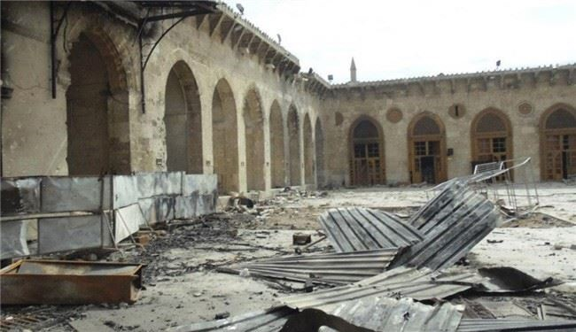 10,000 ancient sites ruined in Syria