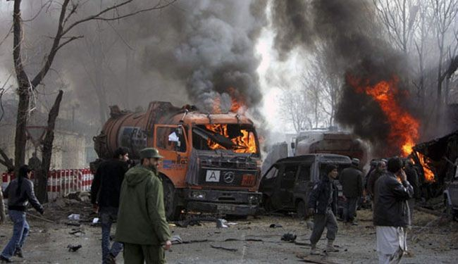 7 killed in Kabul over Taliban attack