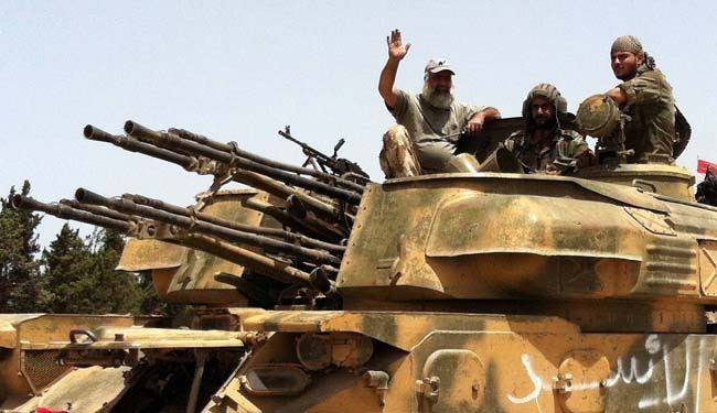 Syria army inflicts heavy losses on Homs militants