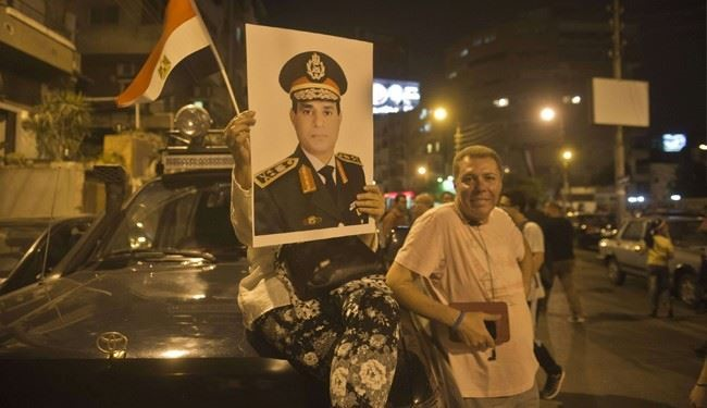 Egypt army chief meets Cmdrs before deadline