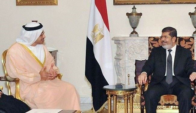 Arab states welcome ouster of Egypt president