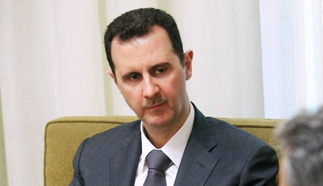 West sends terrorists to Syria to get killed: Assad