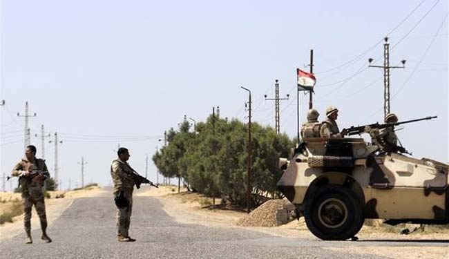 Gunmen attack Egypt troops in Sinai, kill soldier