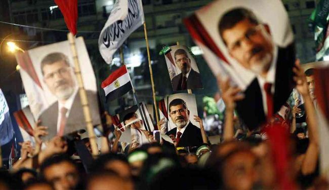 Muslim Brotherhood rallies against Morsi ouster