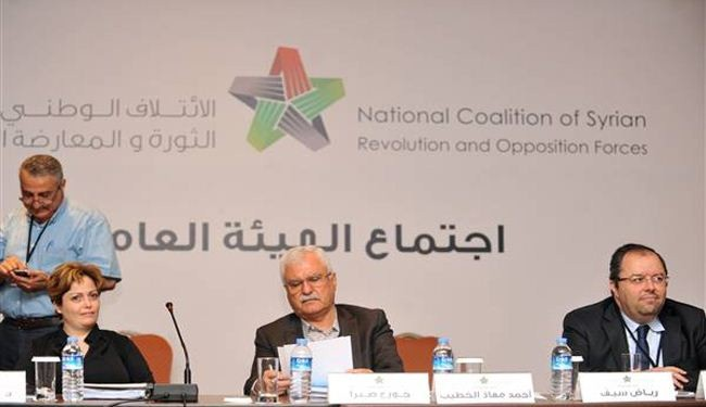 Syrian opposition unable to elect new ringleader