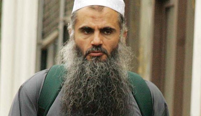 UK to deport Abu Qatada to Jordan