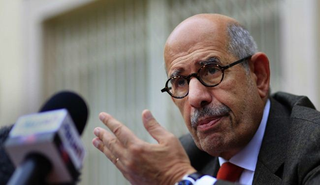 ElBaradei to be named Egypt's interim premier