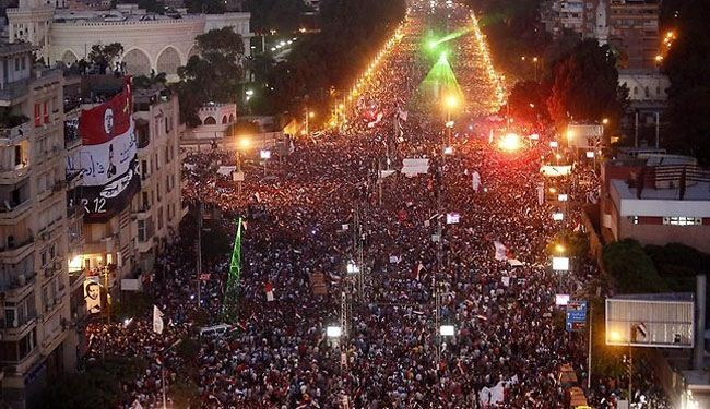 Egypt bracing for million-man anti-Morsi rally