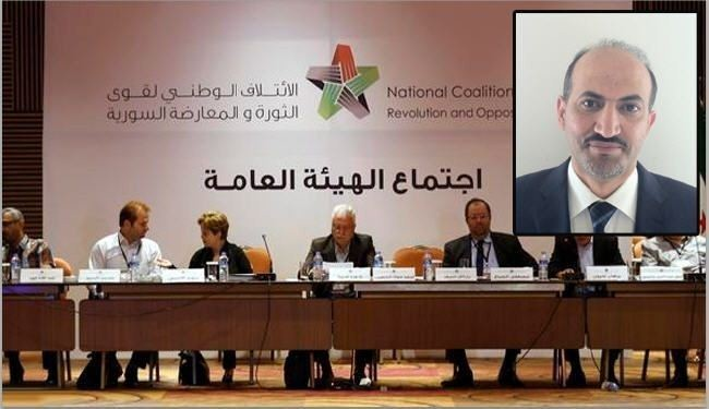 So-called Syrian National Coalition gets new head