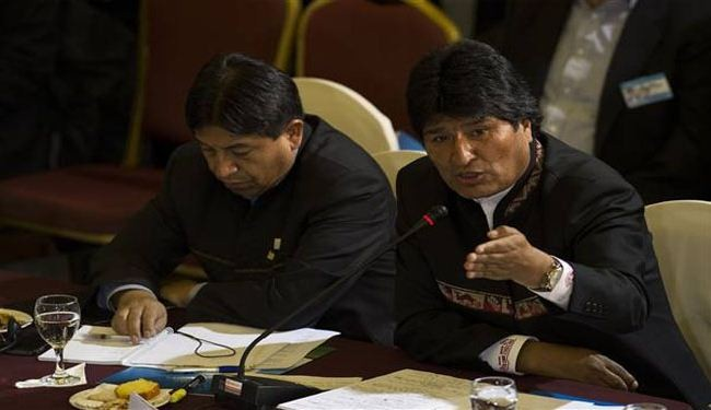 US hacks Bolivian officials' emails: Morales