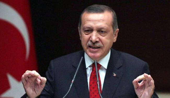 Erdogan says Morsi is Egypt sole legitimate pres.