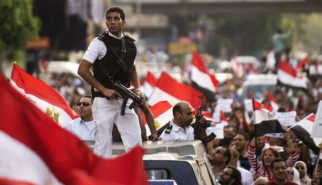 Egypt sees the return of the old regime