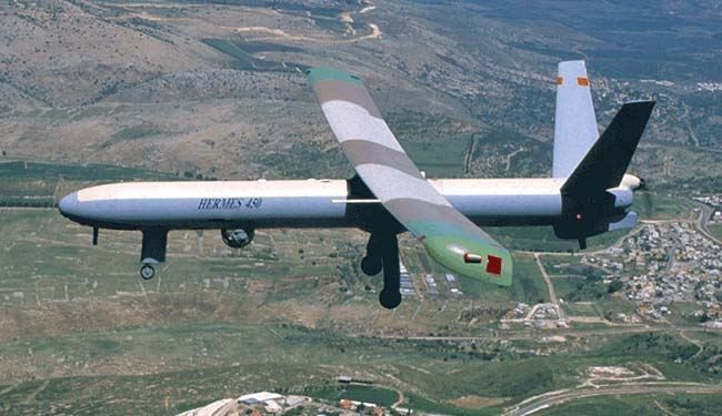 Israel shoots down own UAV near Egypt border