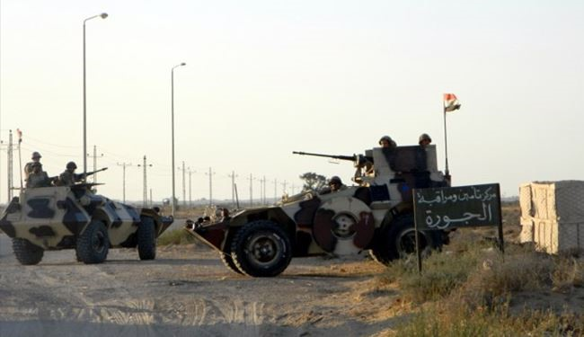 Three more policemen killed in Egypt's Sinai