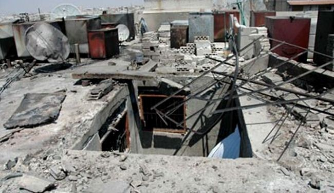 Militants attack Homs school, 3 killed