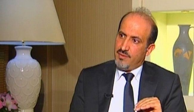 Syria opposition chief to meet French president