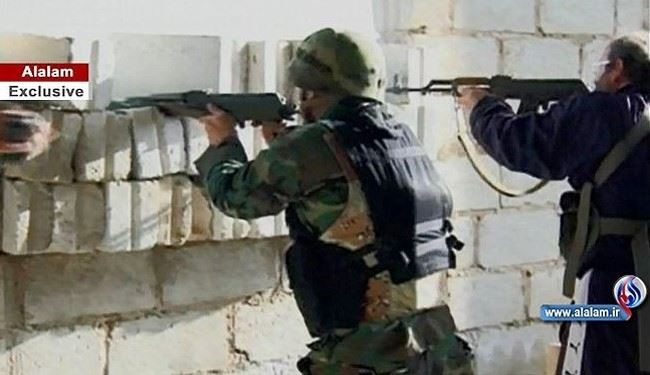 Syrian army advances in key Damascus suburbs