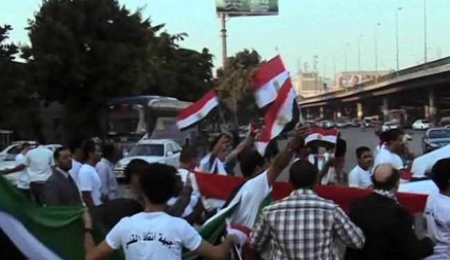 Egyptians hold anti-US Quds rally in Cairo