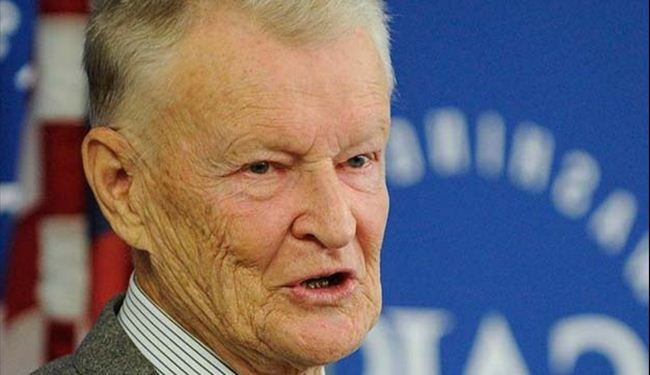 Imperialist powers push US to Syria war: Brzezinski