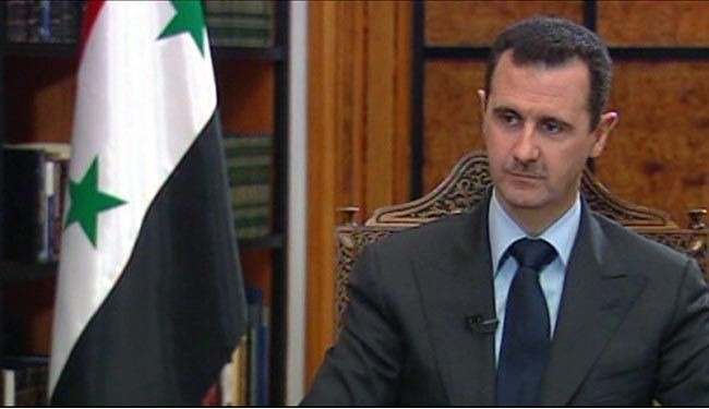 Assad: Syria to hand over chemical arms