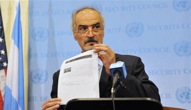 Syria joins UN chemical weapons convention