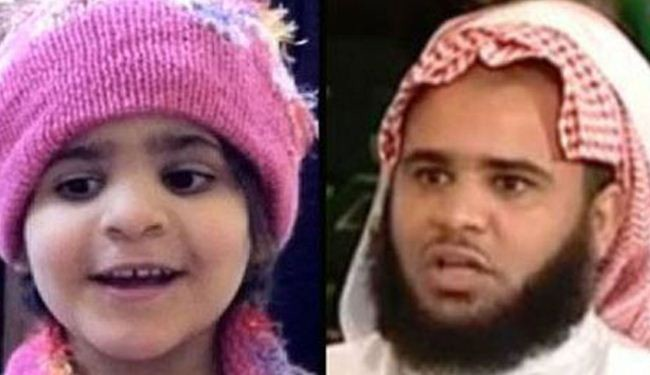 Saudi preacher convicted of raping 5-year-old daughter to death