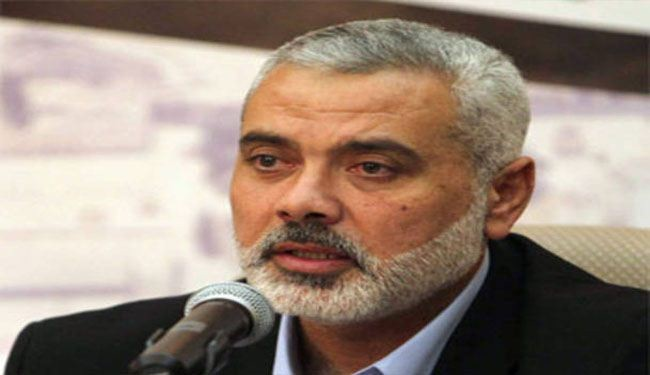 Haniyeh to media: Stop baseless accusations against Hamas