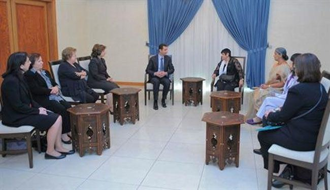 Assad: No obstacle to run in 2014 presidential election