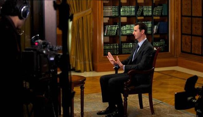 Assad: No date set for Geneva II conference