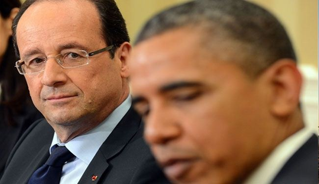 Hollande tells Obama of 'deep disapproval' of US spying