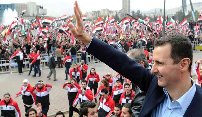 Syrians entitled to choose leader: Foreign Ministry