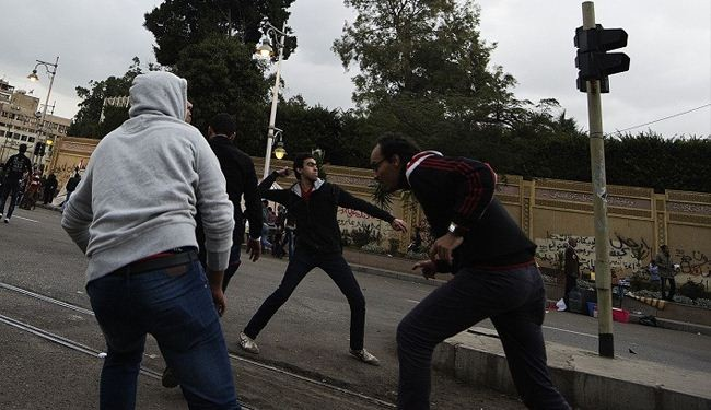 20 Egyptians injured in university clashes