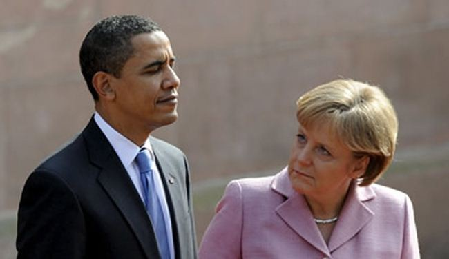 Obama knew Merkel was being spied on: Report