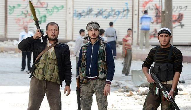 Syria rebels prefer the war rather than talks