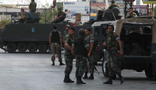 Lebanon army deploys in Tripoli after bloody clashes