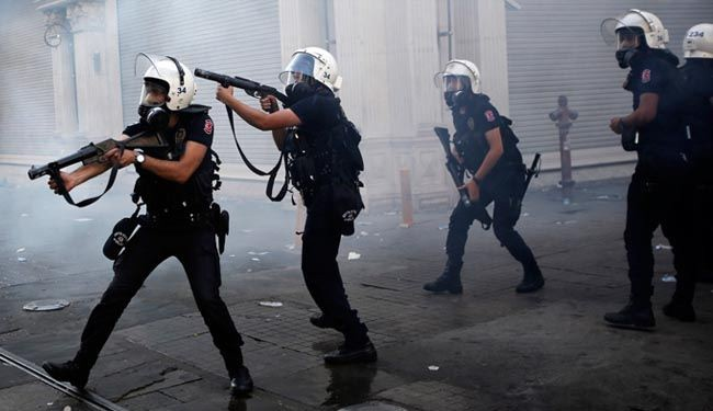 Protest erupts in Turkey over demonstrator killing