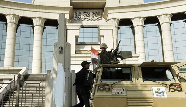 Egypt: Judges withdraw from Muslim Brotherhood leaders' trial