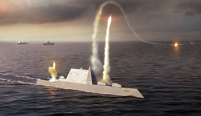 Meet Navy's newest, most expensive stealth destroyer: USS Zumwalt