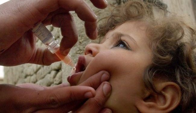 Foreign militants blamed for polio outbreak in Syria