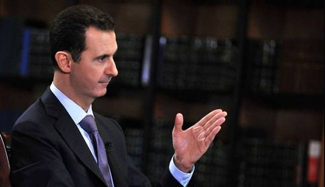 Assad will not hand over power in Geneva talks