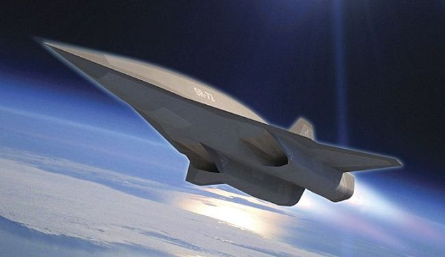 US plans for hypersonic robot spy plane revealed