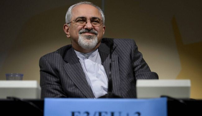 Zarif interview with Israeli newspaper 'fabricated'