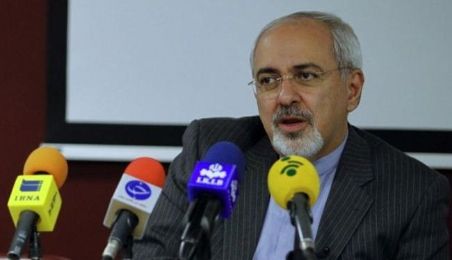 Israel unable to undermine nuclear talks: Zarif
