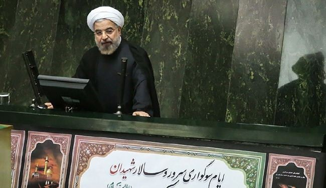 Rouhani: National interest is our redline in nuclear talks