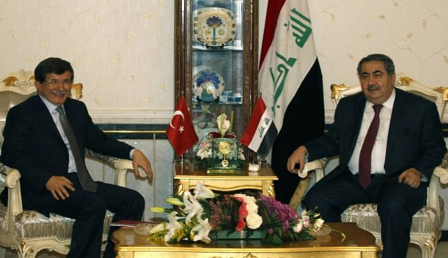 Iraq and Turkey pledge easing tensions