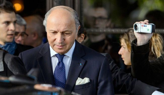 French FM: Iran nuclear deal not far